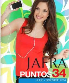 Catalogo #Jafra Puntos 34 de 2014