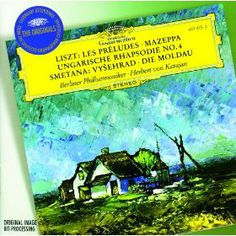 Smetana: The Moldau, Vysehrad / Liszt: Les Préludes, Mazeppa, Hungarian Rhapsody - Musik