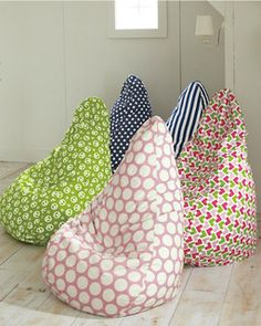 Kids Media Bean Bag Chairs