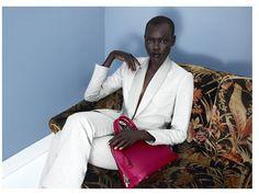 Grace Bol by Wendelien Daan for Elle Netherlands August 2012