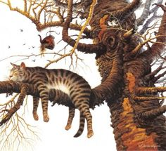 @Alexia L Szabo My Favorite Artists: Charles Wysocki WE NEED TO FIND THIS ONE!!