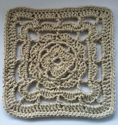 Ravelry: Shell Collection 6 Granny Square pattern by Shelley Husband