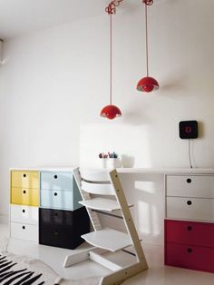 via the boo and the boy: kids' desks | www.milkmagazine.net