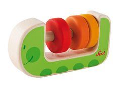 Sevi Rattle Caterpillar by Magic Forest - $9.95