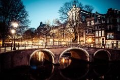 Amsterdam, Netherlands | 53 Beautiful Cities Everyone Should Visit At Least Once