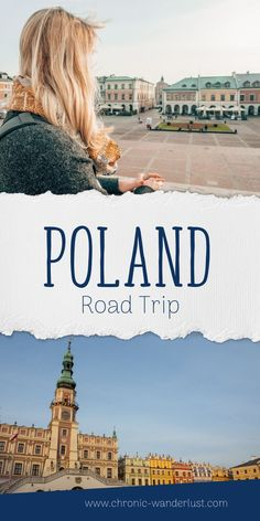 You won't believe how diverse a roadtrip in Poland is! Discover a beautiful roadtrip route with stops in Warsaw, Lublin, Lodz and more! Cheap Places To Visit, Beautiful Places To Visit, Places To See, Travel Through Europe, Travel Europe, European Travel, Poland Travel, Der Bus, Reisen In Europa