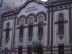 NOTHING AGAINST SERBIA: Secessionist architecture in Belgrade