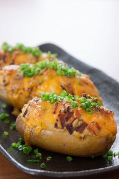 Made 10/7/2013 - GREAT!  Labor intensive, but goooood.  Best Twice Baked Potatoes