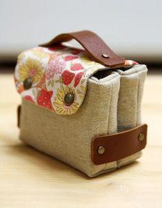 Шьем сумочку для пластовых карточек и мелочей
