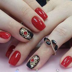 Фотографии Дизайн ногтей тут! ♥Фото ♥Видео ♥Уроки маникюра