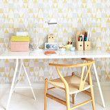 Majvillan Wallpaper | Alice Pink