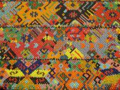 lovely textile patterns & colors on shabd's blog