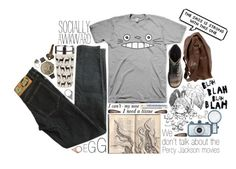 """Ed"" by delphinium-decorum ❤ liked on Polyvore featuring Cheap Monday, H&M, Anorak, Olivia Burton, Monki, Kelly Wearstler, VIPARO, Forever 21, Advantus and Forever New"