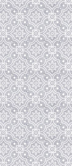 "Lancaster mosaic 37"" x 86"" by Appomattox Tile Art"
