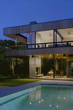 livingpursuit:  Bluff House | Source