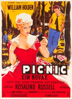 That title! French grande for PICNIC (Joshua Logan, USA, 1955) Artist: Guy Gérard Noël(1912-1994) [see also] Poster source: Heritage Auctions Read the ...