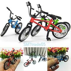 Hot Tech Deck Finger Bike Bicycle  Finger Board Boy Kid Children Wheel BMX Toy S ** See this great product.