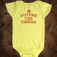 Future Chi Omega !