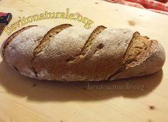 Pane con Grano Saraceno con Lievito Naturale o Pasta Madre