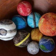 Sistema solare di lana