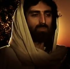 The image of Jesus taken from the Shroud of Turin and animated using computer technology in The Lost 40 Days of Jesus on the History Channel.