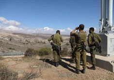 "IDF CHIEF OF STAFF EISENKOT WARNS OF 'EXPLOSIVE' FRONTS SURROUNDING ISRAEL.""The IDF is clearly superior to its enemies, but we are aware of the real danger of proliferation on several fronts which are explosive and require us to act judiciously, creatively, to initiate and to dare,"" Eisenkot said.""All of you together contribute to the moral and operational strength of the IDF while maintaining  character as a professional and responsible army  to safeguard the security of the State of…"