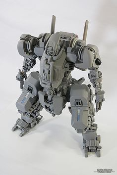 Hello guys. Thought I'd share this. This is will be my entry for the mechapinoy concept mecha competition and it's going to be my biggest project this year. Tactical Operations Advance Digitigrade