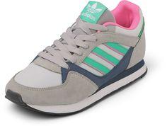 adidas originals zx 100 ladies fashion trainers