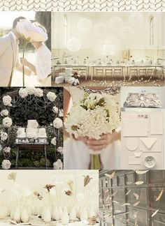 oh. my. word. i love love love this wedding!