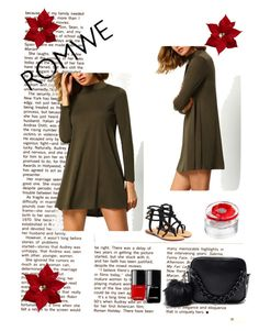 """""""Romwe 10/I"""" by almma-karic ❤ liked on Polyvore featuring Mystique, Kenzo and romwe"""