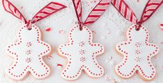 Festive Candy Cane Sugar Cookies Candy Cookies, Sugar Cookies, Christmas Candy, Christmas Ornaments, Holiday Treats, Holiday Decor, Dessert Recipes, Desserts, Candy Cane