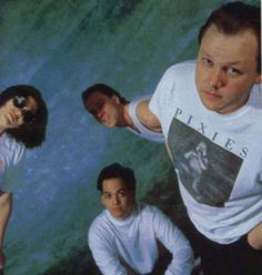 See Pixies pictures, photo shoots, and listen online to the latest music. Pixies Band, Live Music, My Music, Black Francis, Proto Punk, Band Pictures, Britpop, Punk Goth, Kim Deal