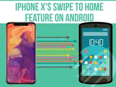 Get iPhone X 'Swipe Up To Home' feature on Android [No Root]