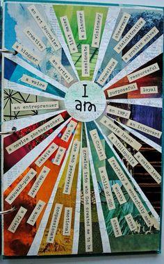 """""""I am"""" display"""