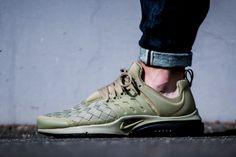 Nike Air Presto SE Woven 'Olive' (via Kicks-daily.com)
