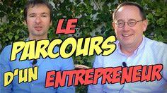 Le parcours d'un entrepreneur  Pourquoi devenons-nous des entrepreneurs ? #olivier_roland #parcours #entrepreneur : https://www.youtube.com/watch?v=1zTnF3ZK4Ag&list=UUvq4sennWMM5hxDKfxIoojg ;)