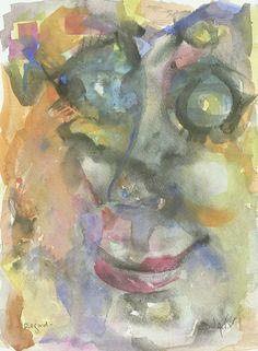 """Regard"" by Duaiv - Park West Gallery"