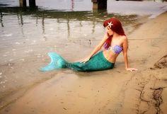 We are enjoying #mermaidmonday with our favorite little mermaid!  #princessperplexity #ariel #thelittlemermaid #princess #disneyprincess #cosplay #disneycosplay #disneyprincesscosplay #mermaid #mermaidprincess #mermaidlife #princesslife #princessstyle #disneygram #disneyside #disneygirl #beautiful #love #beach #sand #oc