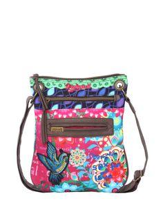 DESIGUAL Bag BANDOLERA PAULINA - 27,30€ : Fashion Monicapecado
