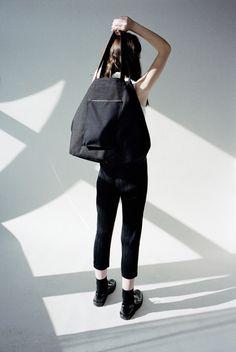 Weekender Bag 02 Black