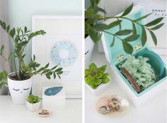 $10 DIY Agate Bauble Box   theglitterguide.com