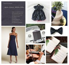 Winter Wedding: A Touch of Tartan on the @FineStationery Blog