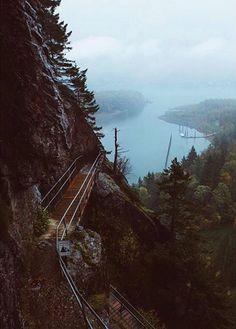 Hiking the Columbia River Gorge in Washington!