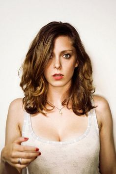 "riter and star of the wonderfully weird musical comedy series ""My Crazy Ex-Girlfriend,"" Rachel Bloom received a Golden Globe nomination for her CW show in 2015."