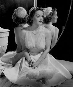 "Bette Davis from the film ""Dark Victory"" - 1939"