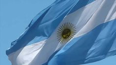 Bandera Argentina
