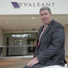 Senate committee moves to hold Valeant CEO in contempt