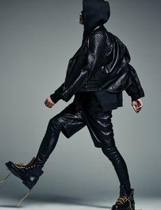 #noir #black - Christopher Walks......Follow me! @christopherwalks (instagram)