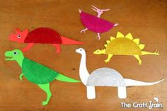 dinozavr-is-bumazhnyih-tarelok
