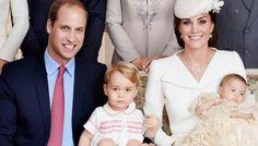 Wie wunderbar: Endlich sehen wir das süße Gesicht von Prinzessin Charlotte. Weiterklicken: Das offiz... - DANA Press